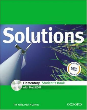 Solutions (Elementary Student's Book)