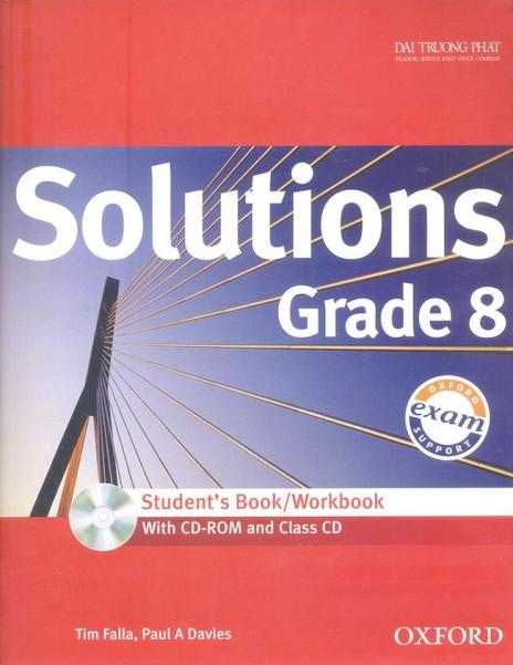 Solutions Grade 8