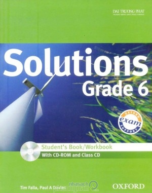 Solutions Grade 6 (Student/Work book)