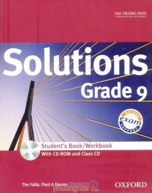 Solutions Grade 9 (Student/Work book)