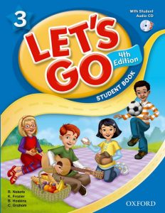 Bộ giáo trình Let's Go Fourth edition (Student/Work Book)