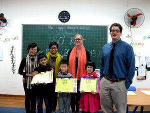 Dạy kèm tiếng Anh tại nhà cho lớp tiểu học