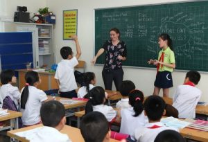 Lý do chọn giáo viên nước ngoài dạy tiếng Anh