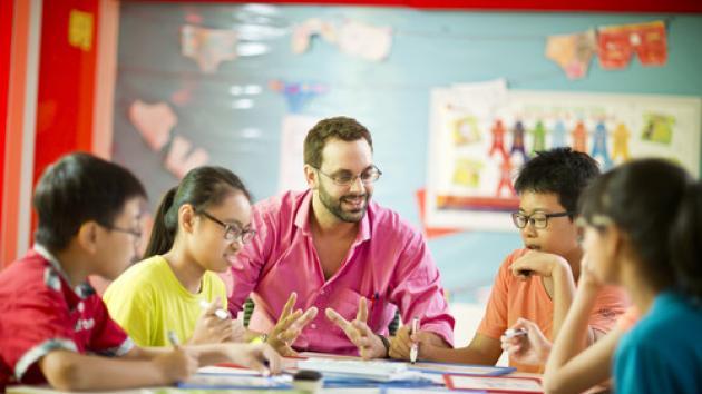 giáo viên nước ngoài dạy tiếng anh uy tín 17