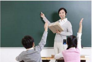 Lợi ích khi trẻ mầm non sớm tiếp xúc giáo viên nước ngoài