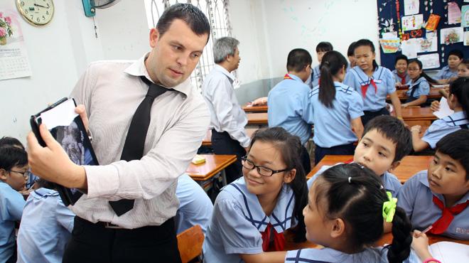 giáo viên tiếng anh chất lượng 3