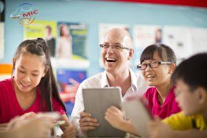 Chương trình cung cấp giáo viên bản ngữ Hà Nội