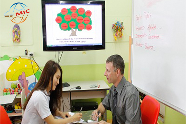 học tiếng anh 1 kèm 1 với giáo viên bản ngữ 111