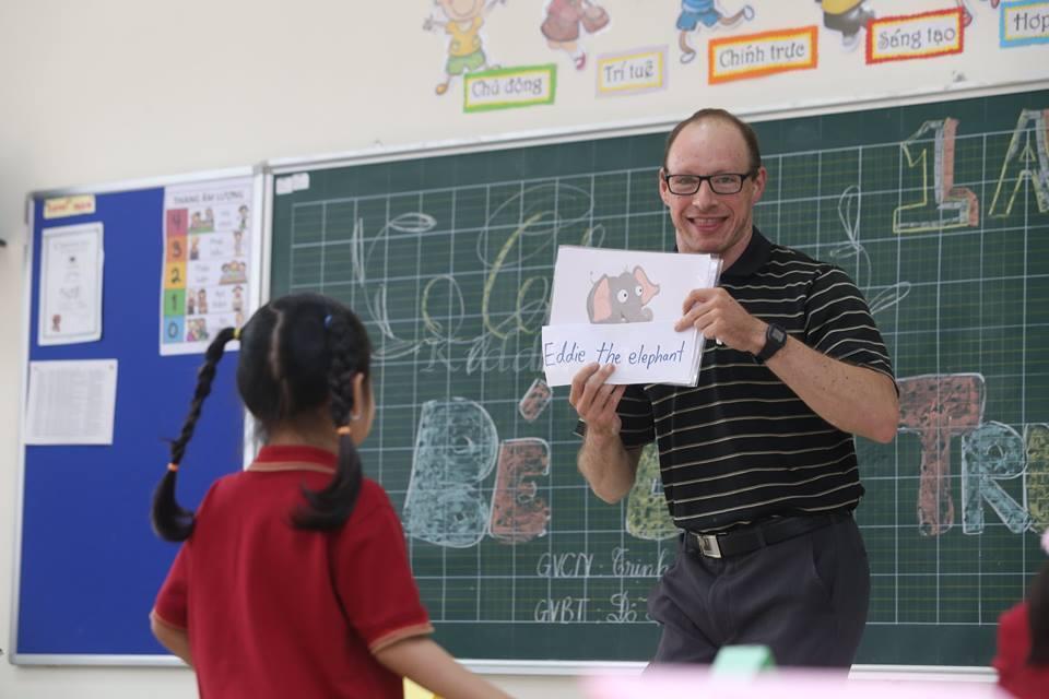 giáo viên nước ngoài dạy tiếng anh uy tín
