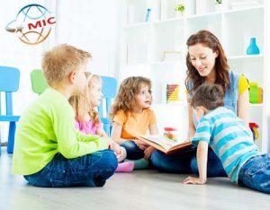 Tiếng Anh cho trẻ – Lợi ích bất ngờ ?