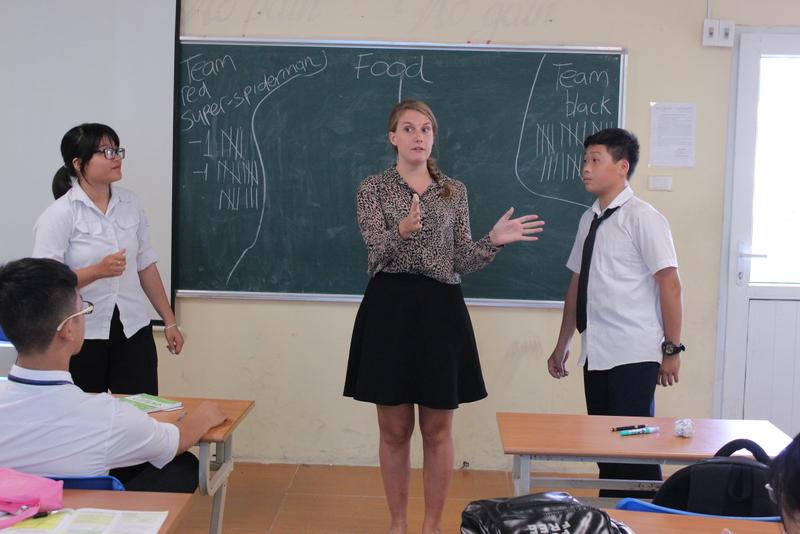 học tiếng anh với người nước ngoài 991