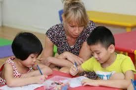 Cung cấp giáo viên nước ngoài dạy tiếng anh cho trẻ