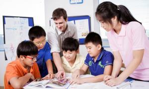Giáo viên nước ngoài dạy tiếng Anh tại nhà Tp. Hồ Chí Minh