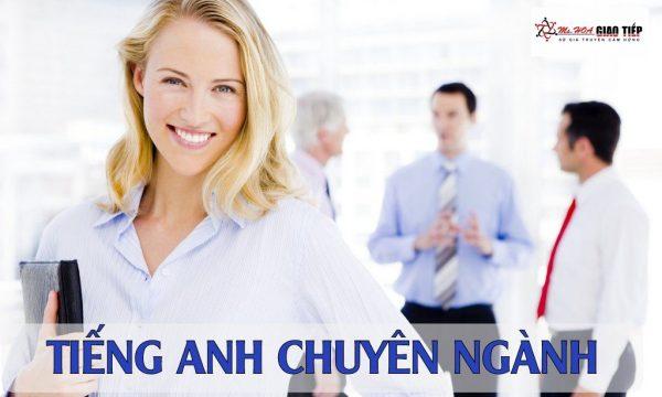 Phương pháp học tiếng Anh chuyên ngành hiệu quả