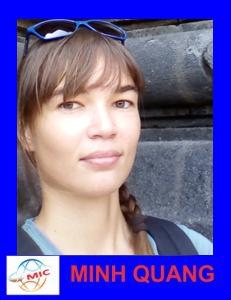 Cô Olga Sychkina