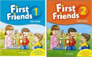 Bộ giáo trình First Friends