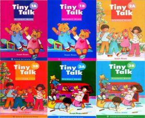 Bộ giáo trình tiếng Anh Tiny Talk