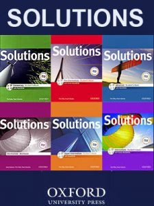 Bộ sách tiếng anh Solutions Grade (Student/Work book)