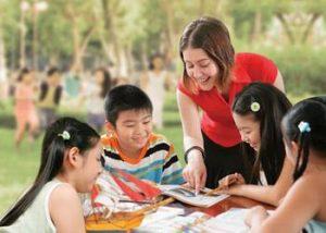 Phương pháp học tiếng Anh giao tiếp với giáo viên bản ngữ