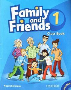 Bộ giáo trình Family and Friends