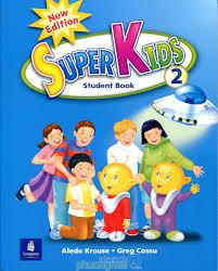 Bộ giáo trình Super Kids