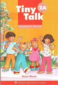 Tiny Talk 2A Student Book 1