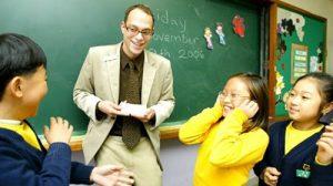 5 tiêu chí chọn giáo viên nước ngoài dạy tiếng Anh
