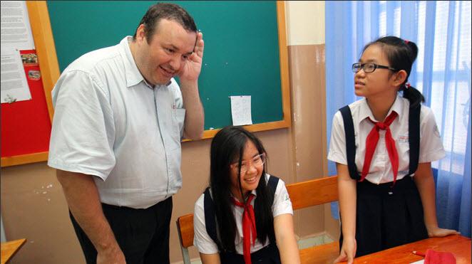 giáo viên tiếng anh chất lượng 5
