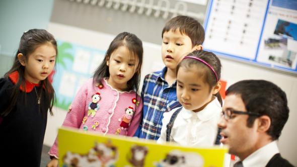Dạy tiếng Anh trẻ em – Phương pháp nào là đúng đắn?