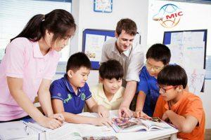 Chương trình nhận dạy kèm tiếng Anh tại nhà cho bé