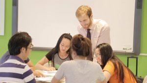 Trải nghiệm chương trình học tiếng Anh với giáo viên bản ngữ