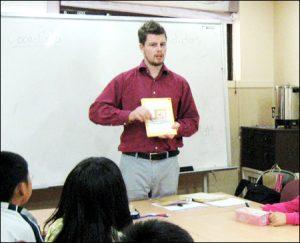 Lựa chọn giáo viên nước ngoài dạy kèm tiếng anh