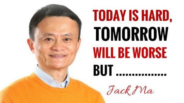 7 chìa khoá thành công của Jack Ma – Tỉ phú tự thân giàu nhất Trung Quốc