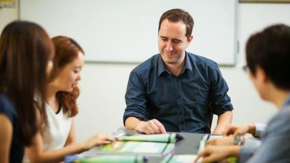 Minh Quang nơi cung cấp giáo viên tiếng anh chất lượng nhất