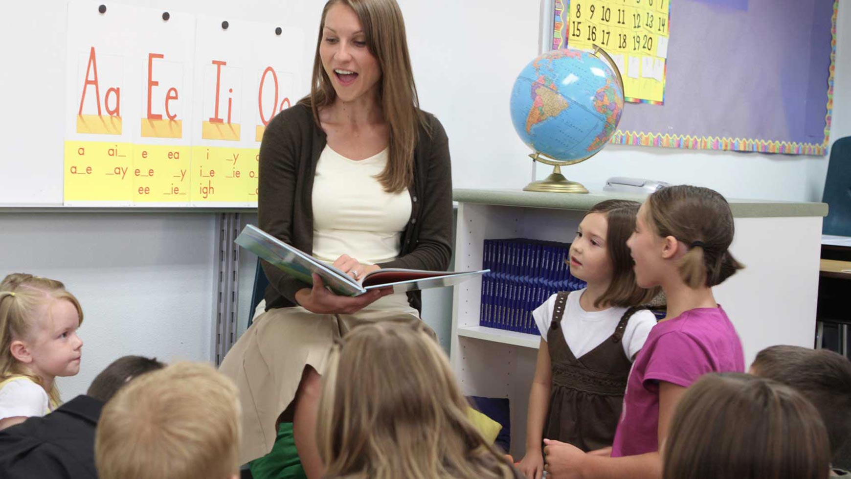 Cung Cấp Giáo Viên Tiếng Anh Cho Trường Học