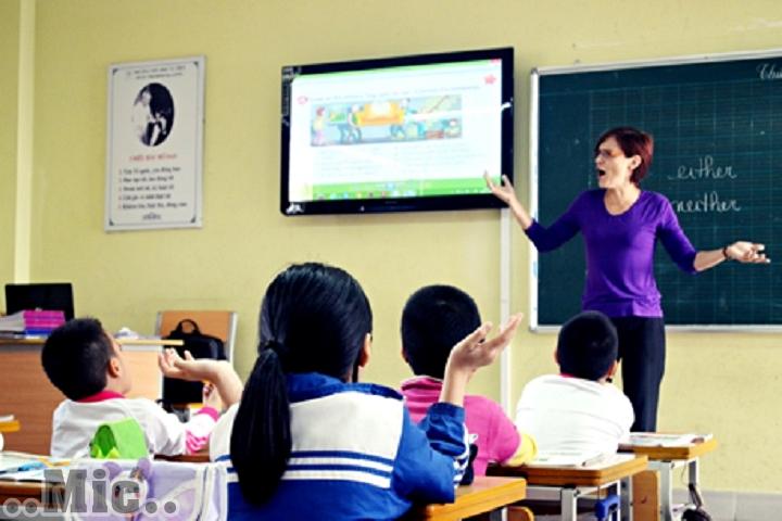 HCM thiếu hụt giáo viên tiếng Anh vì sao?