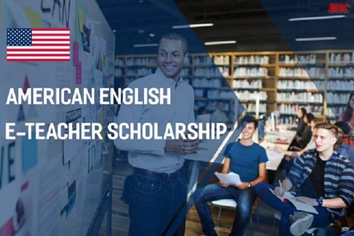 Giáo viên tiếng Anh có thể nhận được học bổng của Mỹ