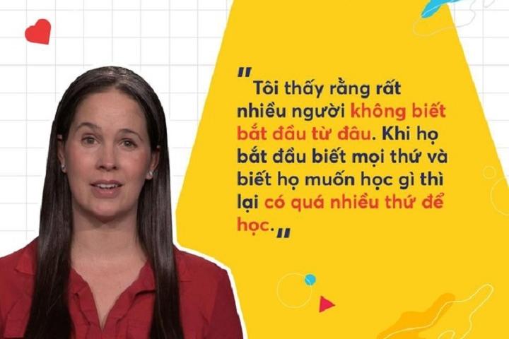 """Rachel """"cô giáo youtube"""" Dạy học tiếng Anh cách phát âm chuẩn như người bản ngữ"""