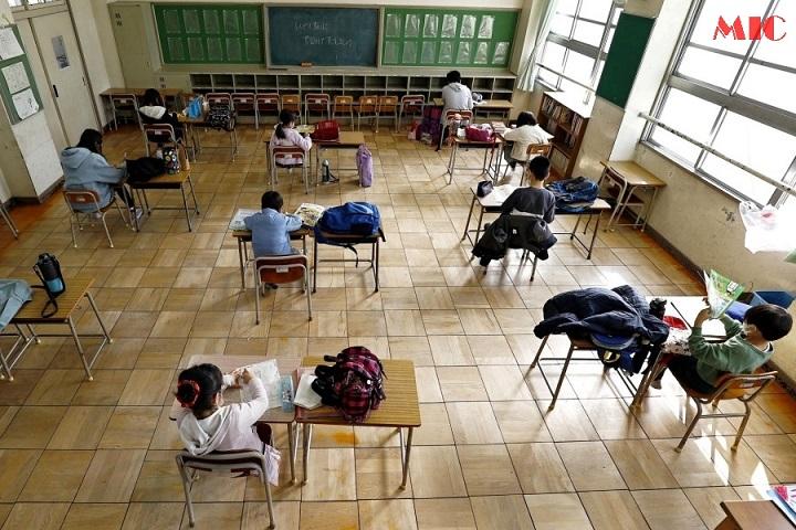 Gần 300 triệu trẻ em ở 22 quốc gia nghỉ học vì Covid-19