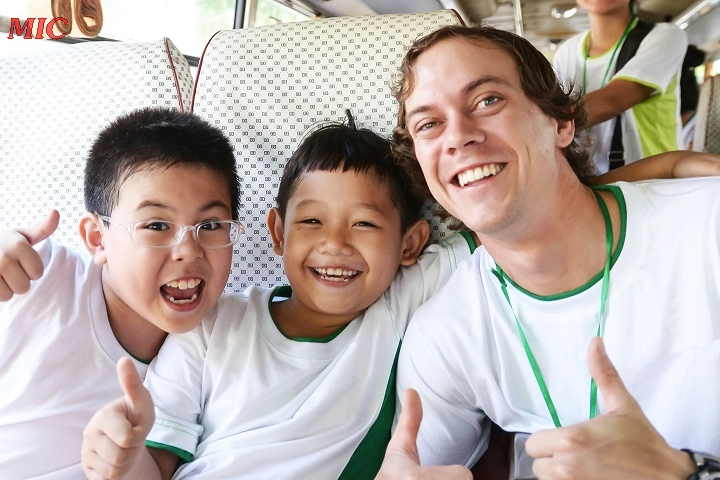 Tư vấn học tiếng anh với giáo viên bản ngữ tại Bắc Giang