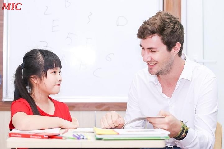 Đột phá cùng với giáo viên bản ngữ tại Hải Dương