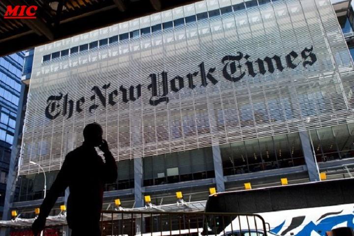 Sự nỗ lực của một sinh viên Việt Nam lên báo New York Times