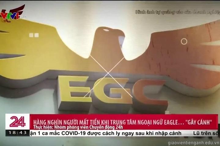 Học với giáo viên nước ngoài chưa hề có tại Eagle Education