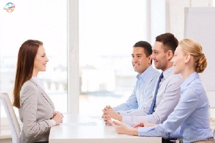 Cách chuẩn bị tốt cho một cuộc phỏng vấn tiếng Anh