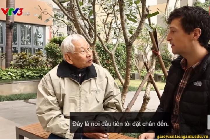 Mẹo giỏi tiếng Anh tăng vốn từ vựng siêu tốc của cụ ông 78 tuổi