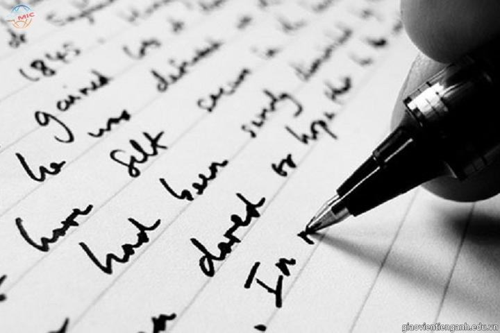 Viết tiếng Anh chuẩn hơn với lời khuyên của giáo viên ngoại ngữ