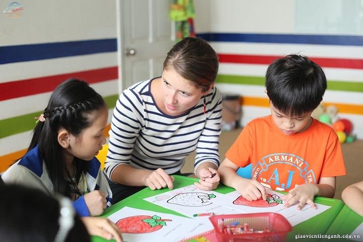 Lựa chọn giáo viên bản ngữ phù hợp giúp bạn mau tiến bộ